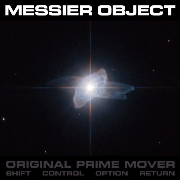 Messier Object - Original Prime Mover