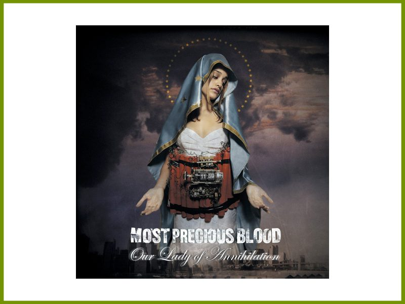 Cloud People remixes Most Precious Blood