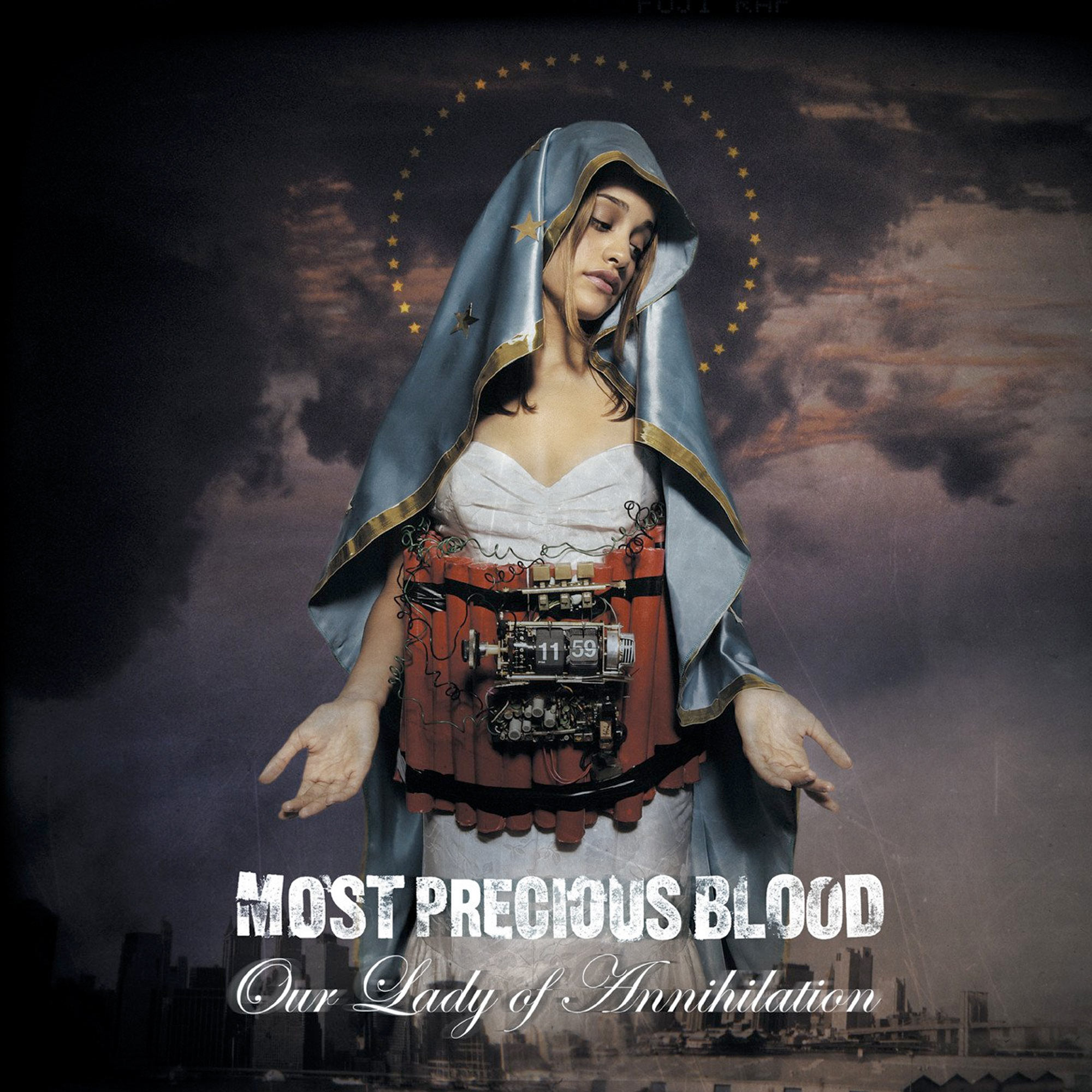Most Precious Blood - The Great Red Shift - Cloud People Remix