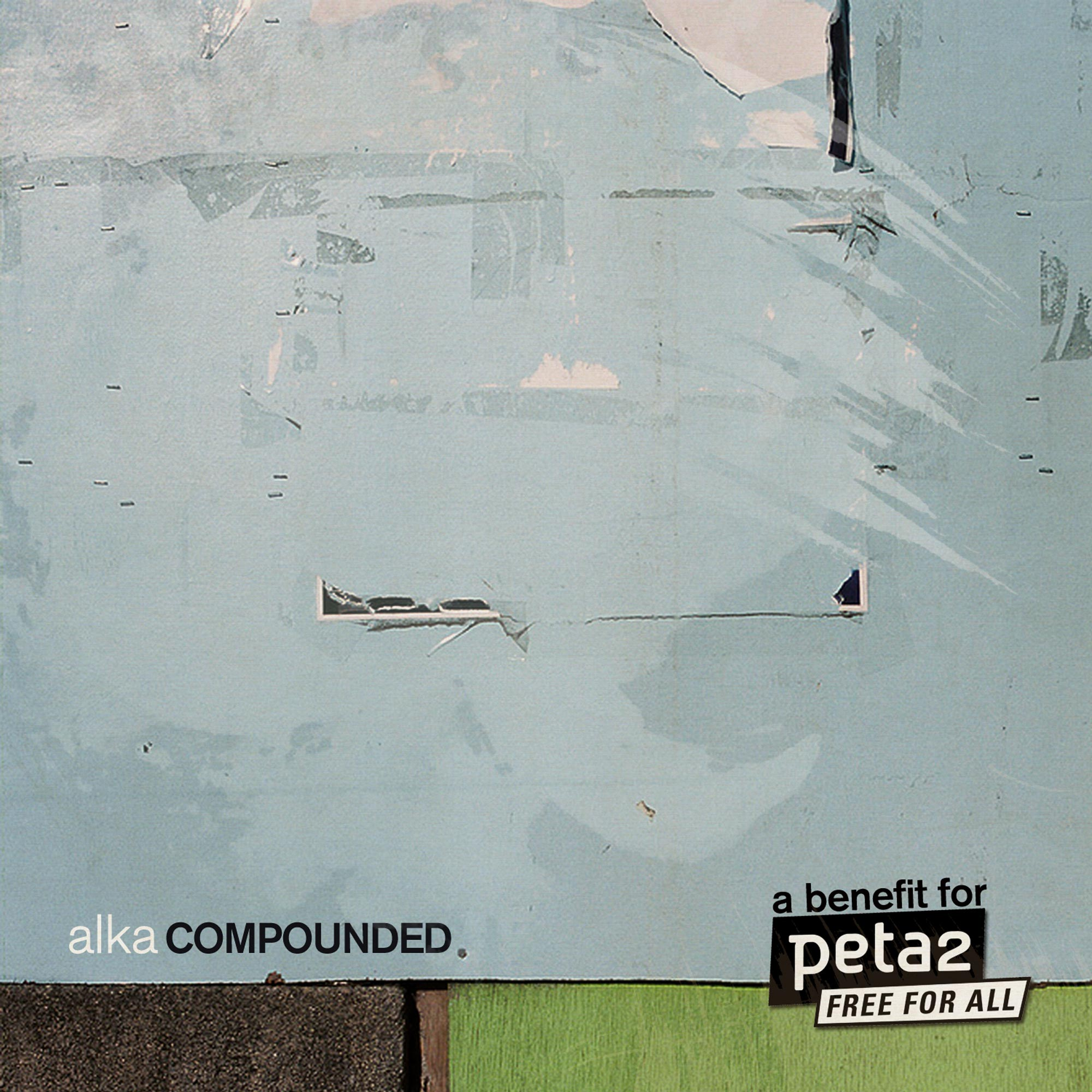 "Alka - ""Compounded"" - ""A Dog Lost In The Woods"" Remix Album - Electronic Eel Records EEL_015"