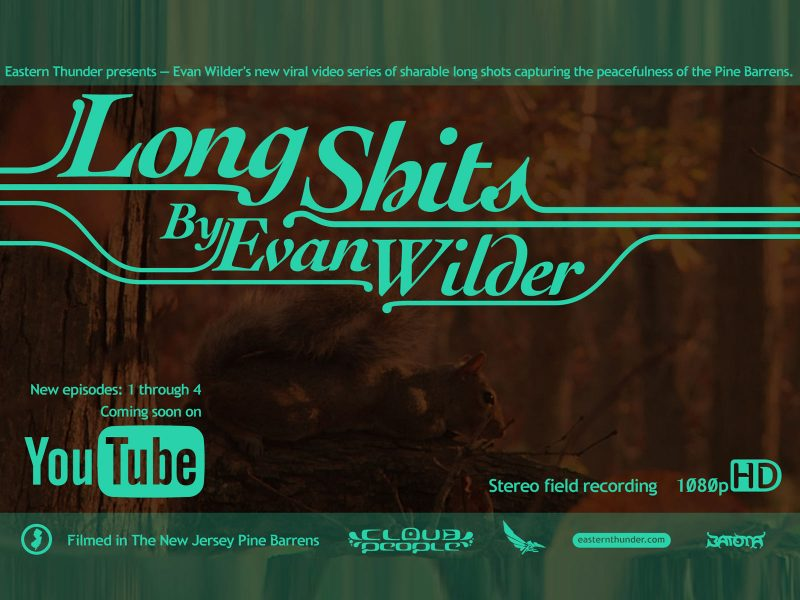 "Dropping Soon: ""Long Shits By Evan Wilder"""