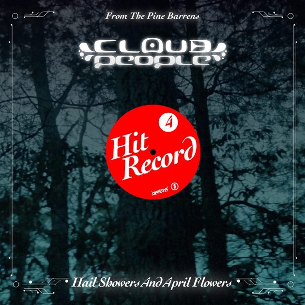 Recordhit: 4th Hit Record From Cloud People: Hail Showers And April