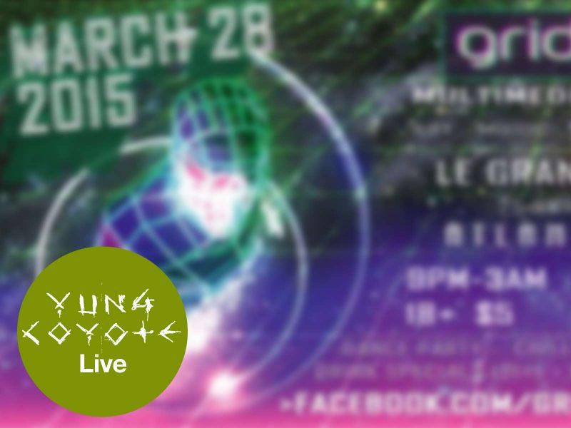 See Alka live March 28 with Musha, TJ Kurtyka, Yung Coyote, Sam Was at Gridwork, Atlantic City