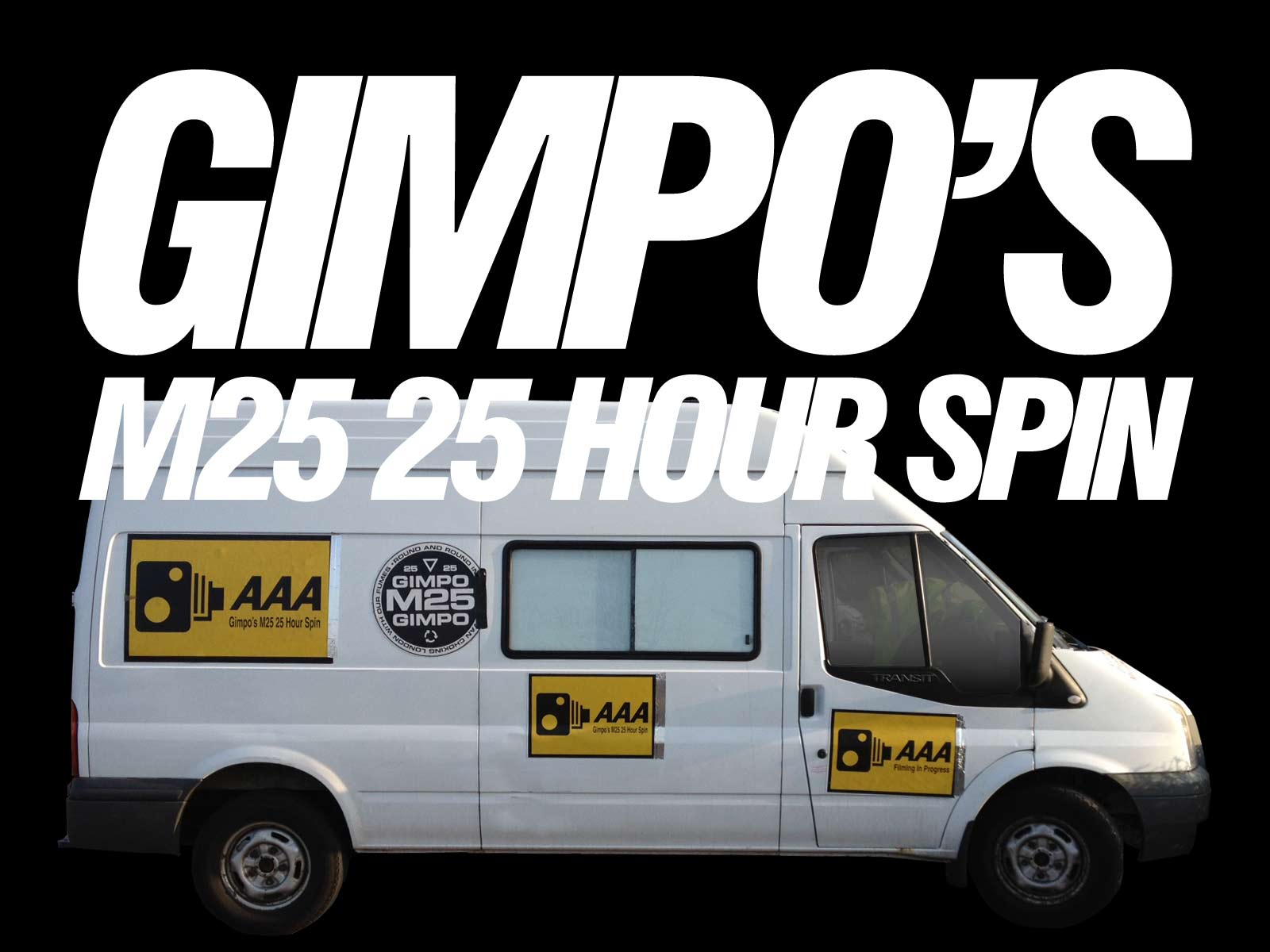 Gimpo's M25 25 Hour Spin 2015