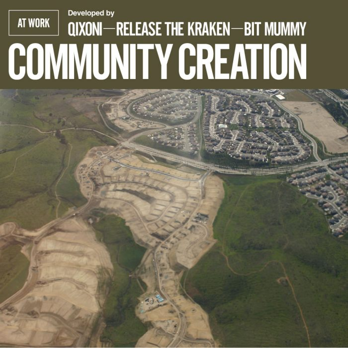 "At Work ● ""Community Creation"" ● PATH17"