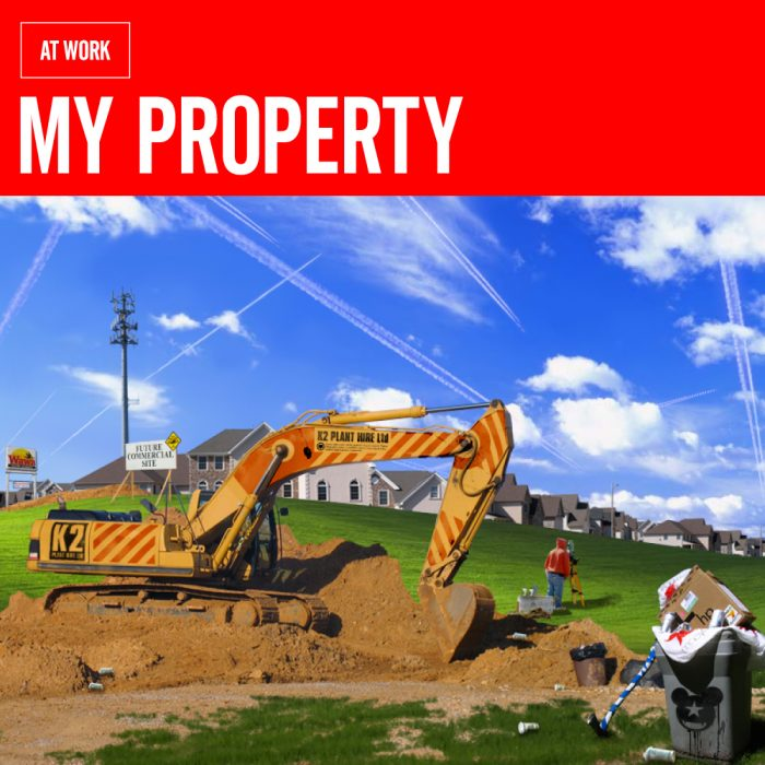 "At Work ● ""My Property"" ● PATH7"