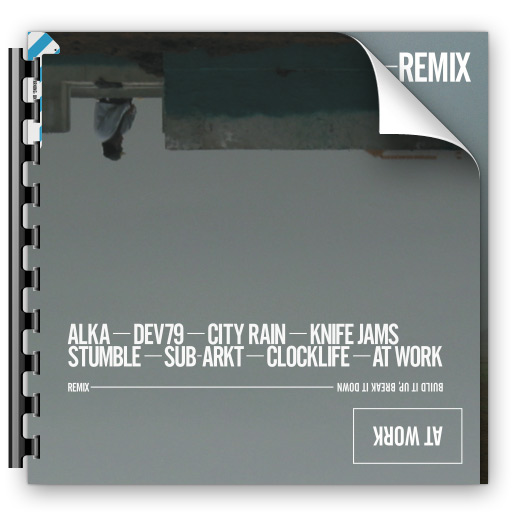 At Work - Build It Up, Break It Down—Remix PDF Booklet