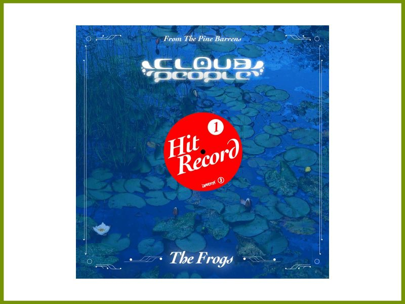 "Introducing new Cloud People field recording series ""Hit Record"""