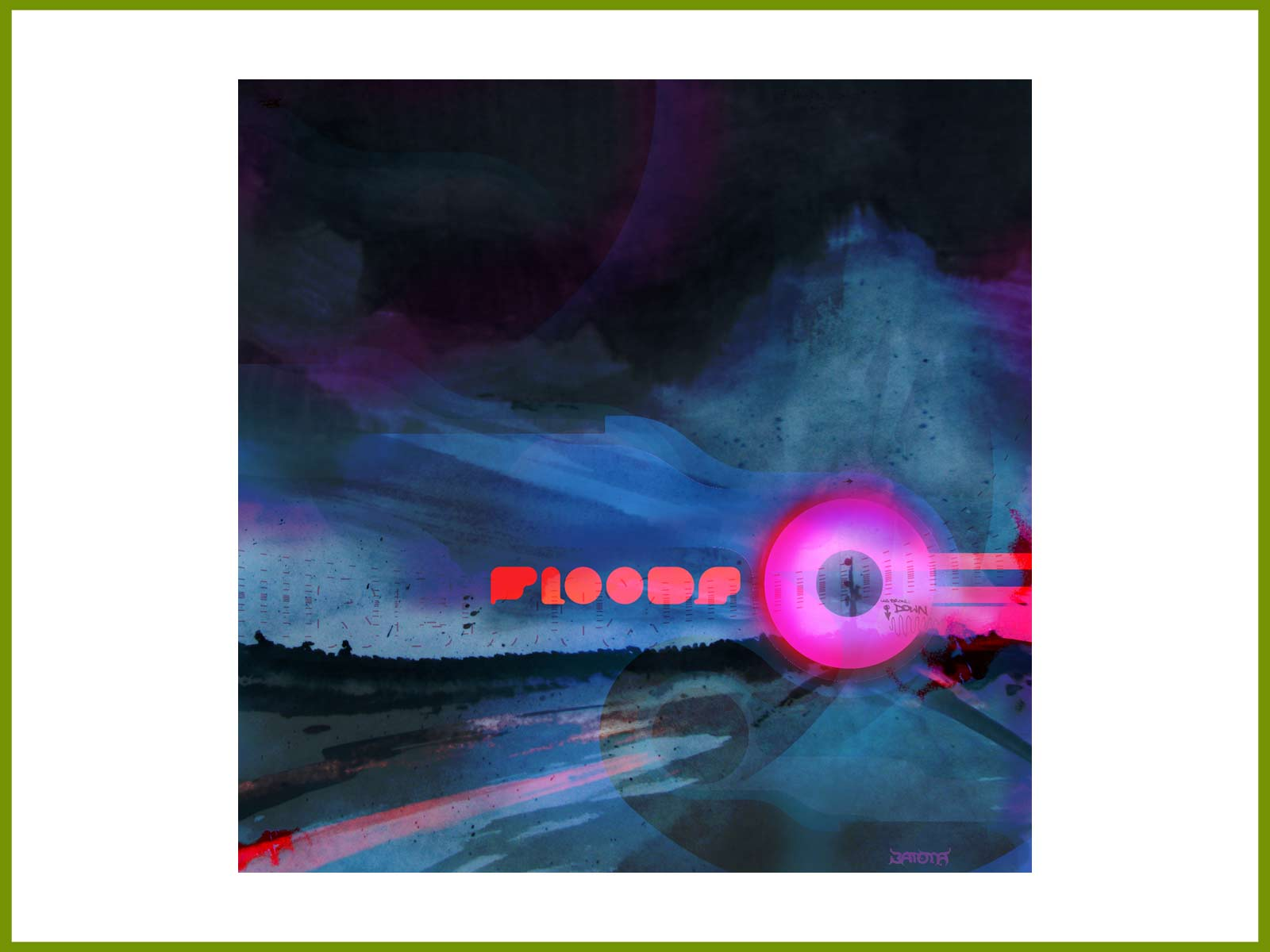 """New Floods EP """"Intermission"""" available now"""