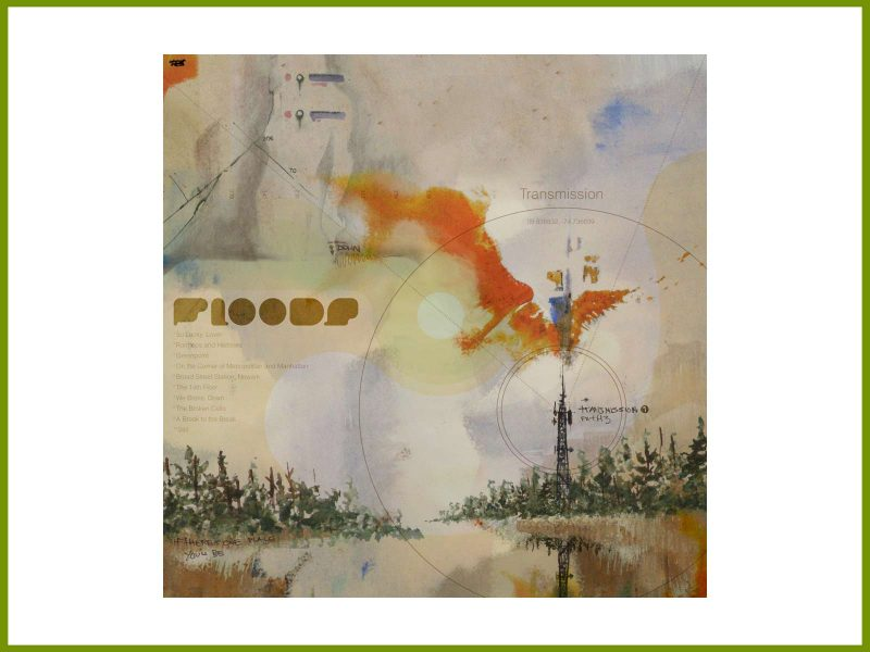 "Get new album ""Transmission"" by Floods from 08/08/08"