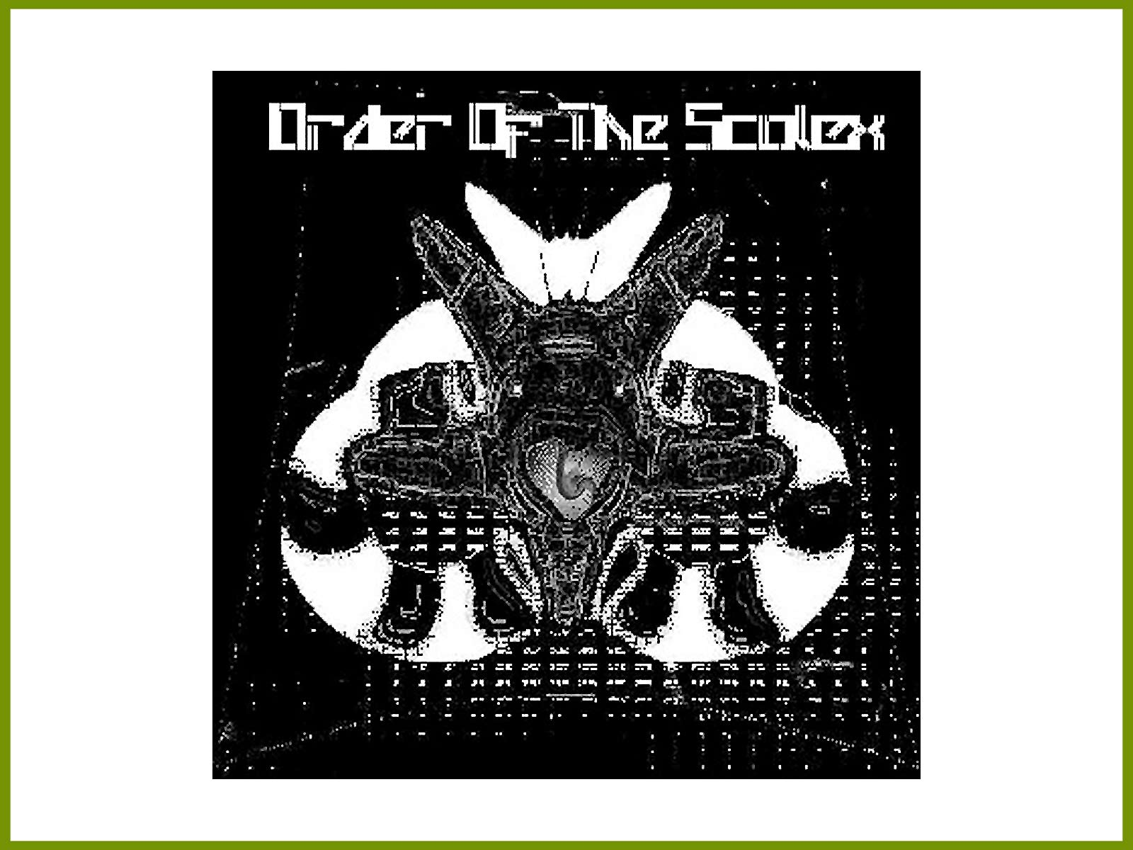 Available now: At Work on 'Order Of The Scolex' compilation 2 x cassette