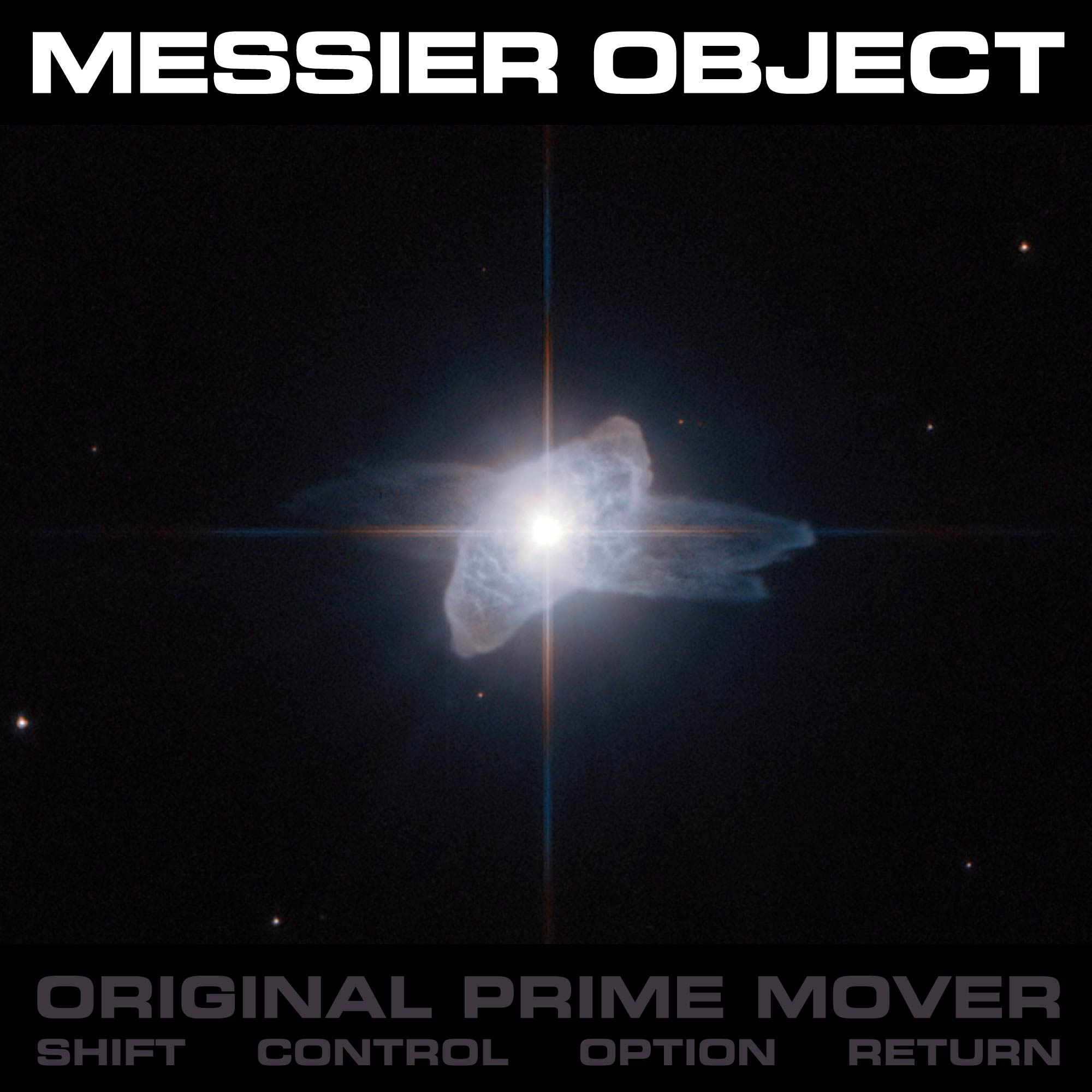 "Messier Object - ""Original Prime Mover"" - PATH11"