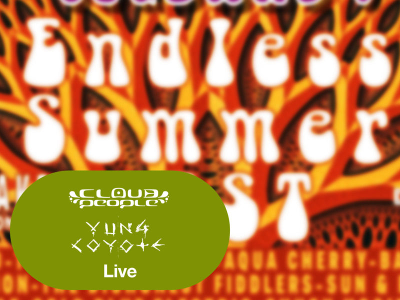 Cloud People, Yung Coyote perform at Endless Summer Fest 2019
