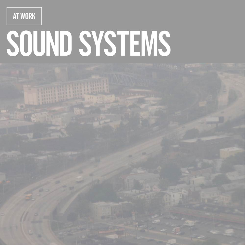"At Work - ""Sound Systems"" - PATH22"