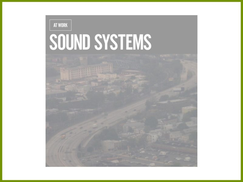 Download new At Work EP 'Sound Systems'